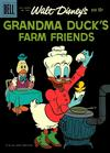 Cover for Four Color (Dell, 1942 series) #1073 - Walt Disney's Grandma Duck's Farm Friends