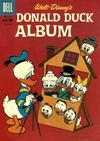 Cover for Four Color (Dell, 1942 series) #1099 - Walt Disney's Donald Duck Album