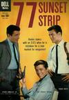Cover for Four Color (Dell, 1942 series) #1106 - 77 Sunset Strip