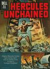 Cover for Four Color (Dell, 1942 series) #1121 - Hercules Unchained