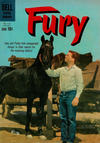 Cover for Four Color (Dell, 1942 series) #1133 - Fury