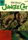 Cover for Four Color (Dell, 1942 series) #1136 - Walt Disney's Jungle Cat