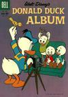 Cover for Four Color (Dell, 1942 series) #1140 - Walt Disney's Donald Duck Album