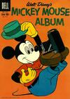 Cover for Four Color (Dell, 1942 series) #1151 - Walt Disney's Mickey Mouse Album