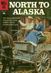 Cover for Four Color (Dell, 1942 series) #1155 - North to Alaska