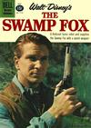 Cover for Four Color (Dell, 1942 series) #1179 - Walt Disney's The Swamp Fox