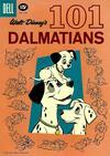 Cover for Four Color (Dell, 1942 series) #1183 - Walt Disney's 101 Dalmatians