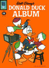 Cover for Four Color (Dell, 1942 series) #1182 - Walt Disney's Donald Duck Album