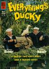 Cover for Four Color (Dell, 1942 series) #1251 - Everything's Ducky