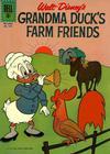 Cover for Four Color (Dell, 1942 series) #1279 - Walt Disney's Grandma Duck's Farm Friends