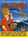 Cover for The Adventures of Little Orphan Annie (Dell, 1941 series) #[2]
