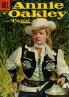 Cover for Annie Oakley and Tagg (Dell, 1955 series) #10