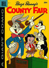 Cover for Bugs Bunny's County Fair (Dell, 1957 series) #1