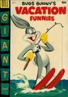 Cover for Bugs Bunny's Vacation Funnies (Dell, 1951 series) #5