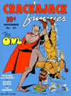 Cover for Crackajack Funnies (Western, 1938 series) #41
