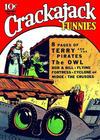 Cover for Crackajack Funnies (Western, 1938 series) #43