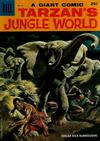 Cover for Dell Giant (Dell, 1959 series) #25 -  Tarzan's Jungle World