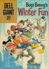 Cover for Dell Giant (Dell, 1959 series) #28 - Bugs Bunny's Winter Fun