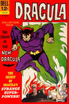Cover for Dracula (Dell, 1962 series) #2