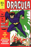 Cover for Dracula (Dell, 1962 series) #6