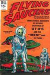 Cover for Flying Saucers (Dell, 1967 series) #5