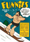 Cover for The Funnies (Dell, 1936 series) #17