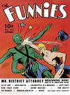 Cover for The Funnies (Dell, 1936 series) #35