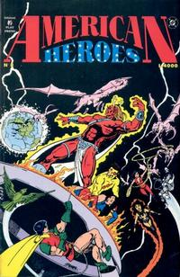 Cover Thumbnail for American Heroes (Play Press, 1991 series) #8