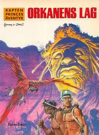 Cover Thumbnail for Kapten Princes äventyr (Carlsen/if [SE], 1976 series) #7