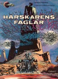 Cover Thumbnail for Linda och Valentins äventyr (Carlsen/if [SE], 1975 series) #3 - Härskarens fåglar