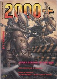 Cover Thumbnail for 2000+ (Epix, 1991 series) #2/1991