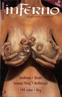 Cover Thumbnail for Inferno (Atlantic Förlags AB & RSR Epix AB, 1991 series) #2/1991