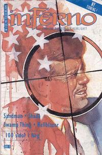 Cover Thumbnail for Inferno (Epix, 1991 series) #3/1991