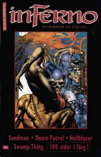 Cover Thumbnail for Inferno (Epix; Atlantic Förlags AB, 1991 series) #5/1991