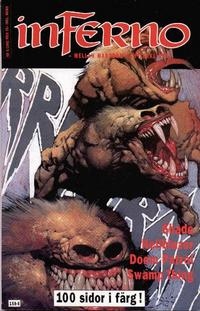 Cover Thumbnail for Inferno (Epix; Atlantic Förlags AB, 1991 series) #5/1992