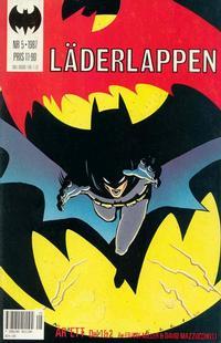 Cover Thumbnail for Läderlappen (Semic, 1987 series) #5/1987