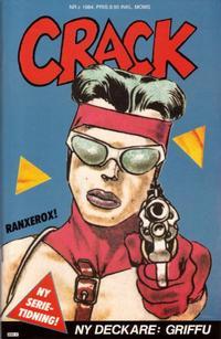 Cover Thumbnail for Crack (Stödföreningen ETC, 1984 series) #2/1984