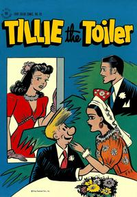 Cover Thumbnail for Four Color (Dell, 1942 series) #89 - Tillie the Toiler