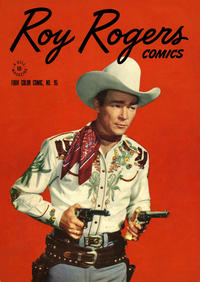 Cover Thumbnail for Four Color (Dell, 1942 series) #95 - Roy Rogers Comics