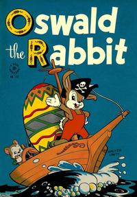 Cover Thumbnail for Four Color (Dell, 1942 series) #102 - Oswald the Rabbit
