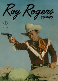 Cover Thumbnail for Four Color (Dell, 1942 series) #109 - Roy Rogers Comics