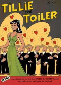 Cover Thumbnail for Four Color (Dell, 1942 series) #132 - Tillie the Toiler