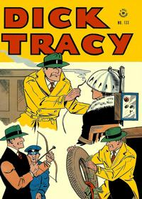 Cover Thumbnail for Four Color (Dell, 1942 series) #133 - Dick Tracy