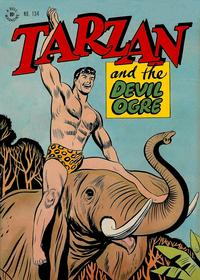 Cover for Four Color (Dell, 1942 series) #134 - Tarzan and the Devil Ogre