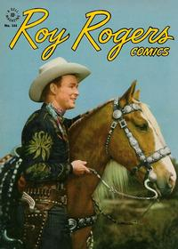 Cover Thumbnail for Four Color (Dell, 1942 series) #144 - Roy Rogers Comics