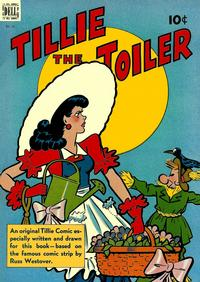 Cover Thumbnail for Four Color (Dell, 1942 series) #195 - Tillie the Toiler