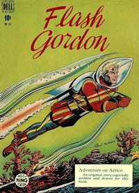 Cover Thumbnail for Four Color (Dell, 1942 series) #247 - Flash Gordon