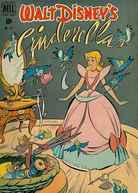 Cover Thumbnail for Four Color (Dell, 1942 series) #272 - Walt Disney's Cinderella