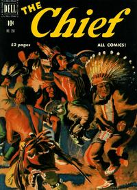 Cover Thumbnail for Four Color (Dell, 1942 series) #290 - The Chief
