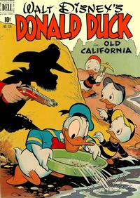 Cover Thumbnail for Four Color (Dell, 1942 series) #328 - Walt Disney's Donald Duck in Old California